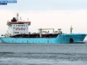 Maersk Elliot - 186M